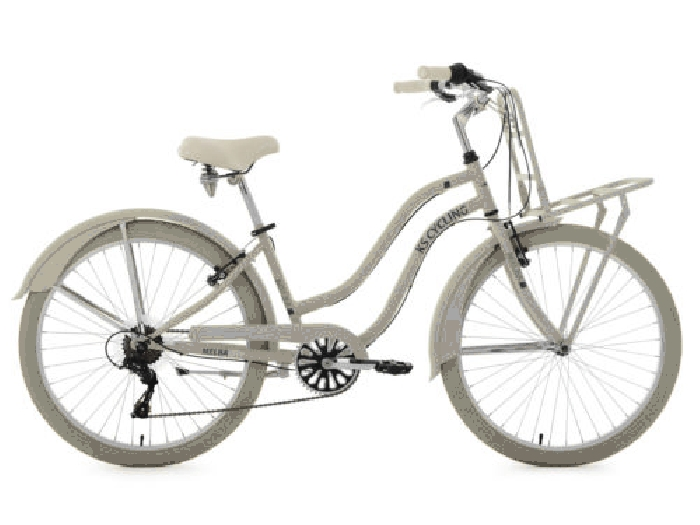 Beachcruiser Cargo 6 Vitesses 26