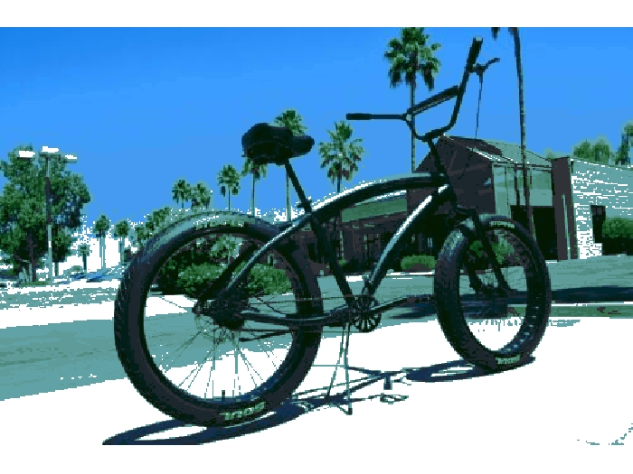 Soul Beach Cruiser UK Fat Pneu Noir Ops Mat Stomper Américain Grand Bicycle Vélo